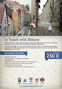 In Touch with History