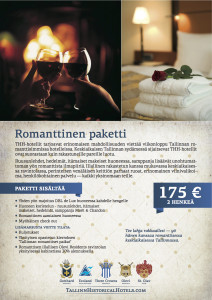 Romanttinen paketti