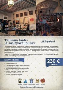 Tallinna taide- ja käsityökaupunki