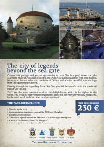The city of legends beyond the sea gate